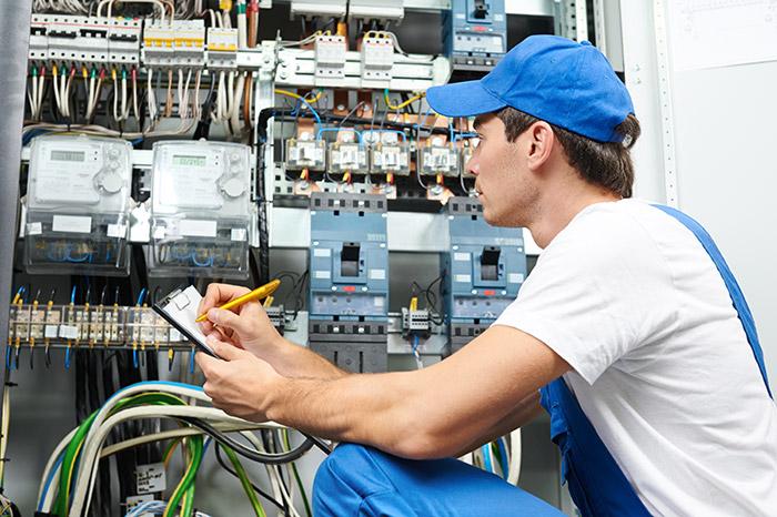 LAWI - Business - Leistungen - Elektriker